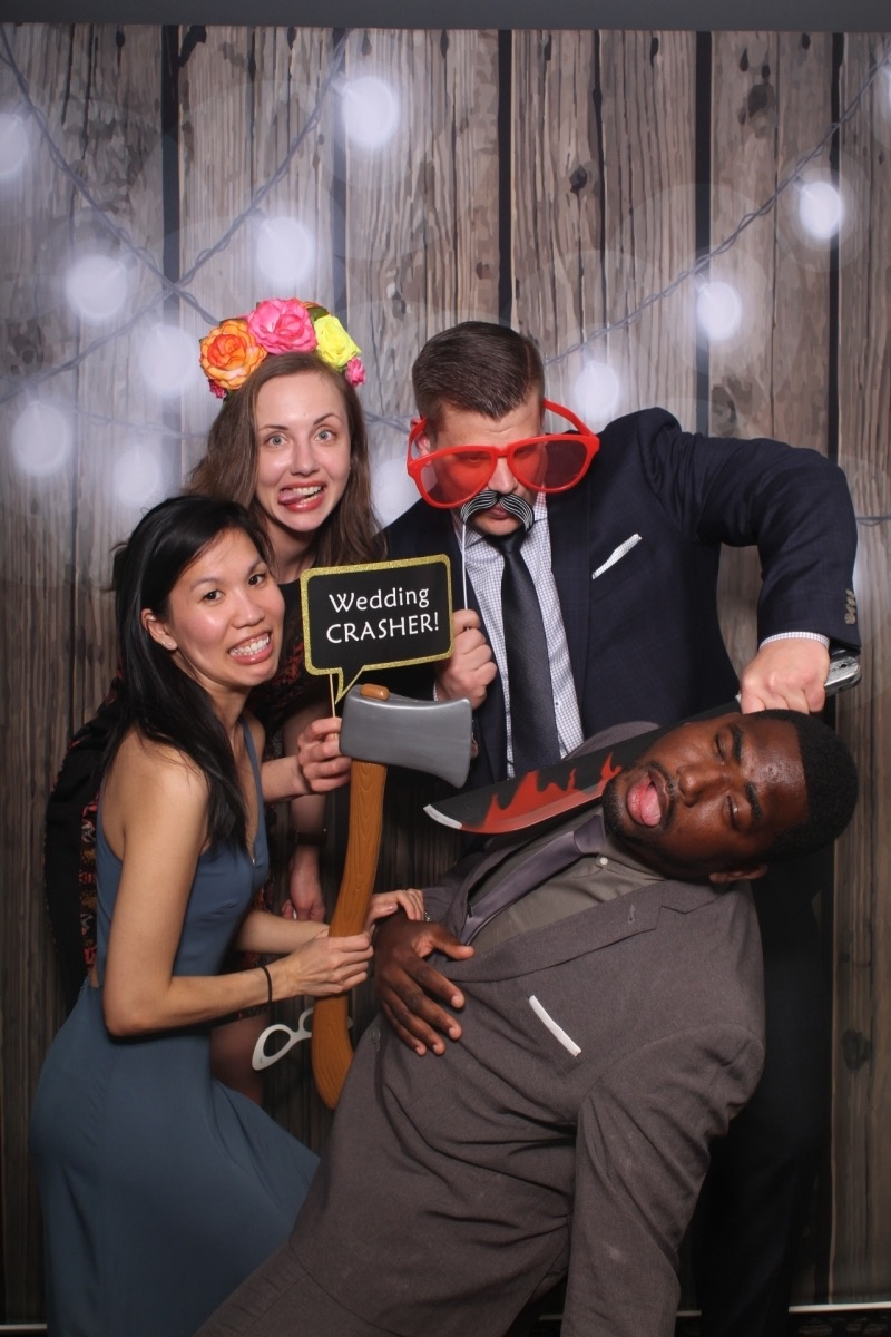 Mirror Photo Booth Rentals in New York City